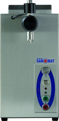 Sanomat Euro-Cream 2 hand - voorzijde