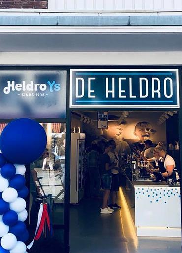 Heldro IJs - Nijmegen