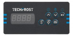 Techfrost bediening